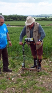 Derek Roberts has a go at resistivity