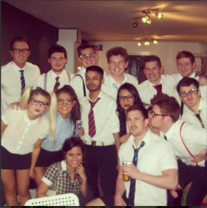Still think I am going to see them in Lectures. Class of 2015.